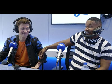 Ansel Elgort&39;s AMAZING singing voice  Baby Driver   Magic Radio