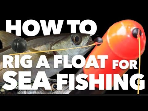 How To Tie A Float Rig For Sea Fishing