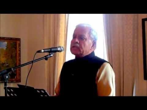 Talk by Ambassador Pascal Alan Nazareth on Mahatma Gandhi India house Stockholm, 18 April 2012