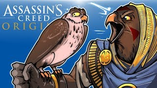 Assassin's Creed Origins - Animal Battles And Trial of the Gods!