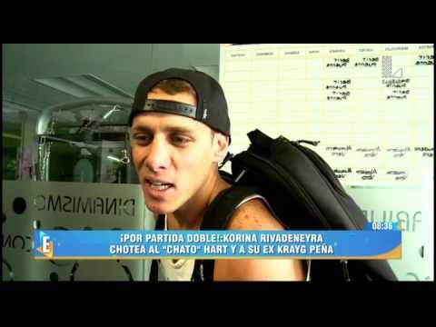 Korina Rivadeneira 'chotea' feo a Mario Hart de esta manera