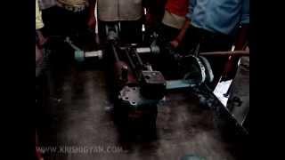 Full Dismantaling of Hydraulic System of Swaraj Tractor