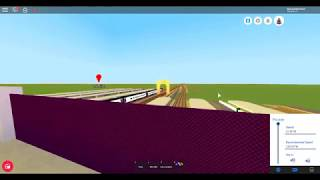 Class 390 leaves Bently for Denthorpe/Mind The Gap-Roblox