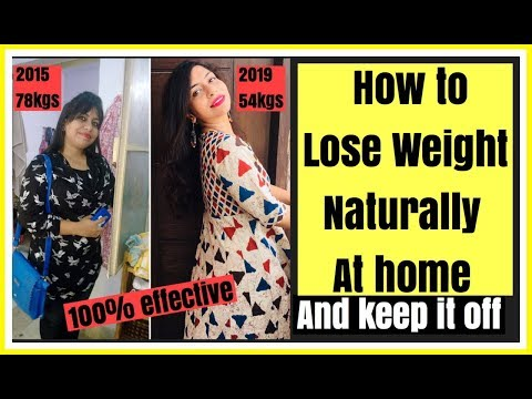 how-to-lose-weight-naturally-at-home-|-lose-weight-without-gym/diet-|-azra-khan-fitness