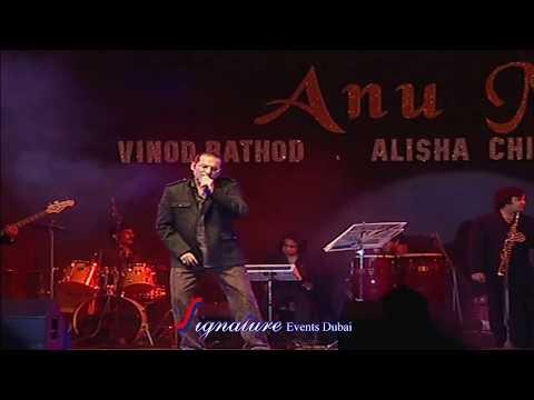 Signature Events Dubai Anu Malik Show