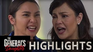 Download Jessie is shocked with the revelation of Corazon about Rhian | The General's Daughter (With Eng Sub) Mp3 and Videos