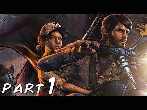 THE WALKING DEAD SEASON 3 EPISODE 5 Walkthrough Gameplay Part 1 (A New Frontier)