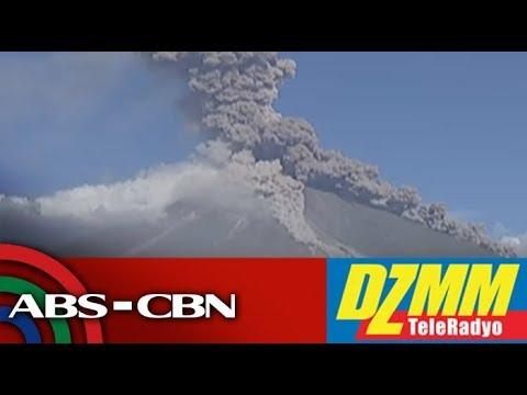 Pagsabog ng Bulkang Mayon, 'pahinto-hinto'   ABS-CBN News