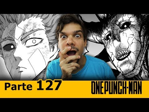 GAROU E OROCHI - One Punch Man 127 | 86