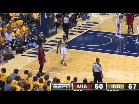 The Reason Wade Went After Spoelstra: Game 3 Heat @ Pacers