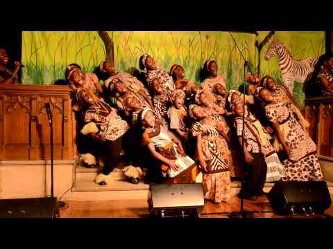 Watoto Children's Choir from Uganda