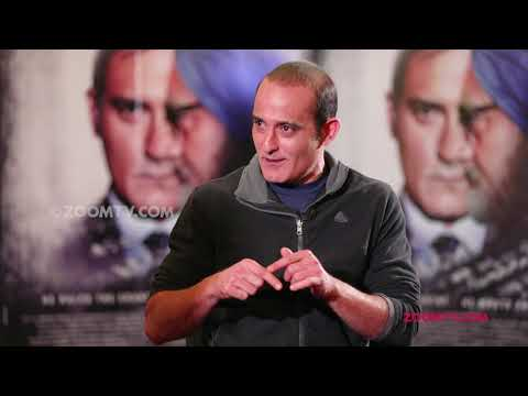 Akshaye Khanna talks about The Accidental Prime Minister, the controversy & more | Exclusive