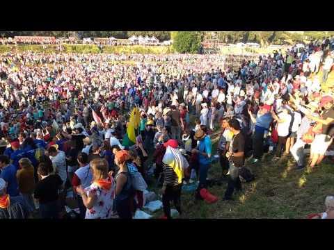 Jubileo de Oro de la RCC Roma 2017 - Vigilia de Pentecostes en Circo Romano