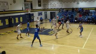 P.J. Ringel steal, basket and the foul