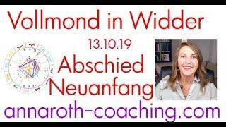 Vollmond Widder   Abschied Und Neuanfang