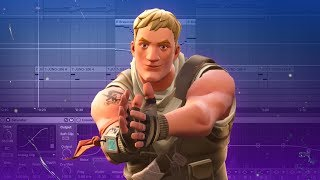 I Remixed The Fortnite Default Dance Song