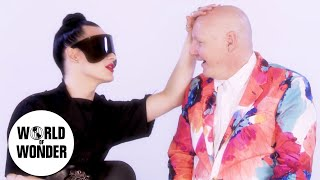 HOW TO POSE: James St. James & Kyle Farmery on Amanda Lepore and NY Nightlife