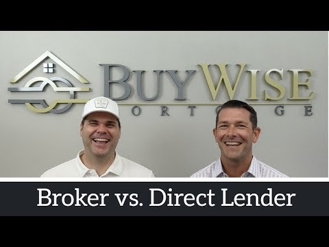 Mortgage Broker Vs Direct Lender - What's The Difference?