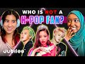 6 K-Pop SUPERFANS vs 1 Fake | Odd Man Out