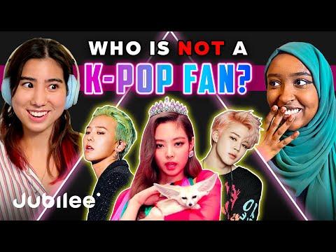 6 K-Pop SUPERFANS vs 1 Fake | Odd Man Out