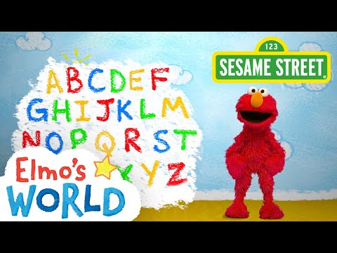 Sesame Street: Alphabet | Elmo's World
