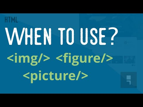 When To Use Image, Figure And Picture Tag In Html