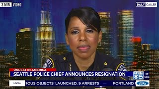 Seattle Police Chief Carmen Best Resigns Following Large Police Budget Cuts