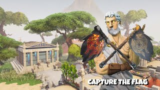 Ancient Greece CAPTURE THE FLAG in FORTNITE CREATIVE (Code: 8359-4741-6866)
