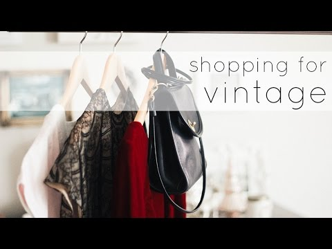 How to Shop For Vintage Clothing: My Tips & Vintage Favorites | Chic Éthique
