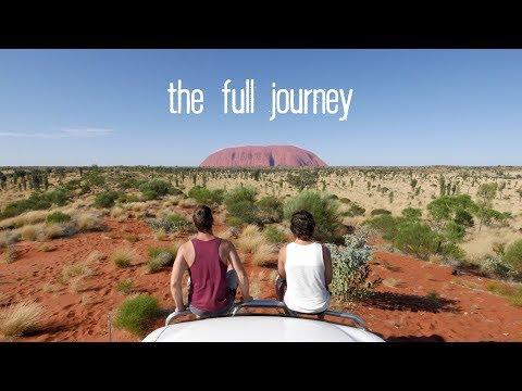 the mindset of travelling - my Australia