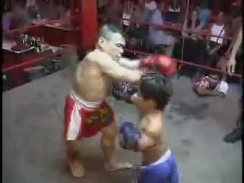 The midget fight