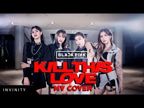BLACKPINK - 'Kill This Love' MV Cover By PINK PANDA (INVASION DC)