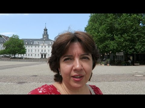 Discovering Saarbrücken - Lovely City in SW Germany