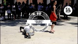 """DÚO """"OURS"""" XV Edición del Festival CADIZ EN DANZA 2016"""