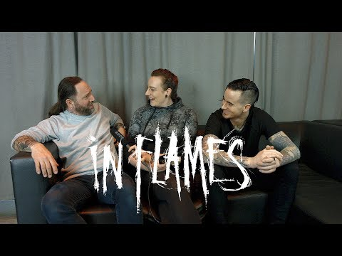 "INTERVIEW | 15 questions with ""IN FLAMES"""
