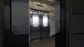 【10両編成の房総色】JR外房線・内房線・総武本線・成田線209系ドア開閉シーン
