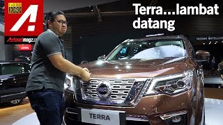 Nissan Terra First Impression Review by AutonetMagz