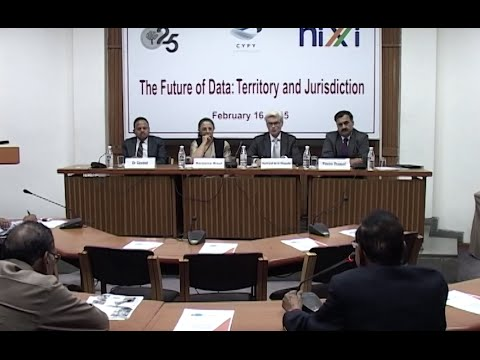 "Workshop ""The Future of Data: Territory and Jurisdiction"", New Delhi, India"