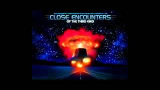 "CLOSE ENCOUNTERS OF THE THIRD KIND (Disco 45"") HIGH QUALITY"