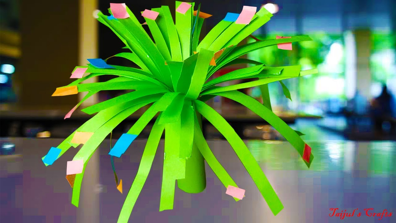 Origami Home Decorator | How To Make Home Decorative Items At Home | Paper  Flower
