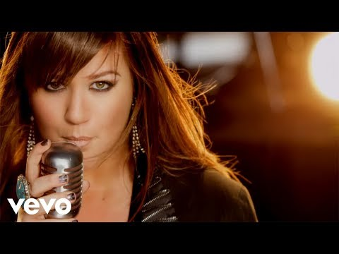 Клип Kelly Clarkson - Stronger (What Doesn't Kill You)
