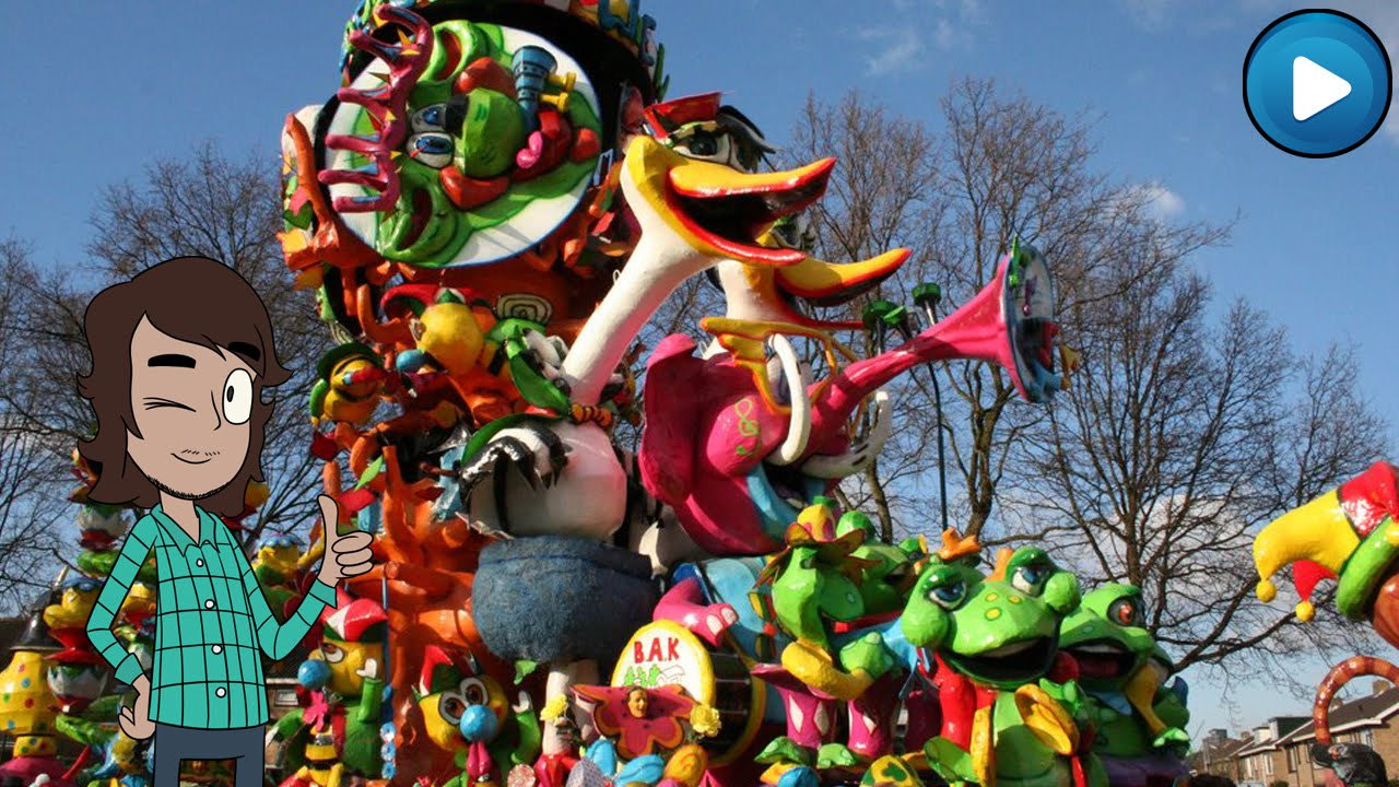 Carnaval Prinsenbeek 2015 Youtube