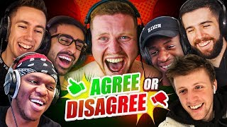 SIDEMEN MAJORITY GAME