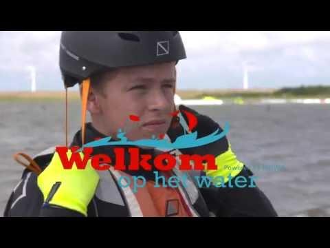 Social Flash Welkom op het water | Catamaranzeiler Boris - 31 aug 16 - 19:52