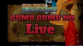 One Piece in PPSSPP GUMU GUMU NO