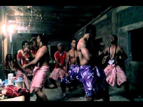 Tokelau' ! NC 2011 ! with PASIFIKA  HAKA de TOKELAU