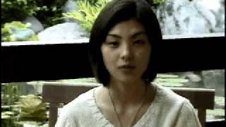 田中麗奈ちゃんの南国での撮影風景です。 まさに南国パラダイス。