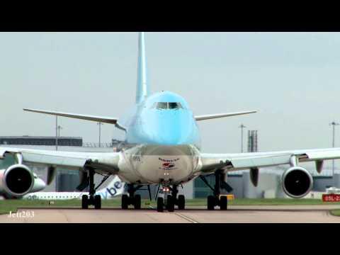Korean Air Cargo 747-4B5F