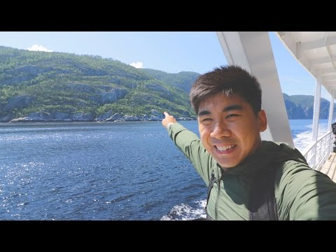CANADA VLOG: OVER 40 WHALES AT TADOUSSAC, QUEBEC