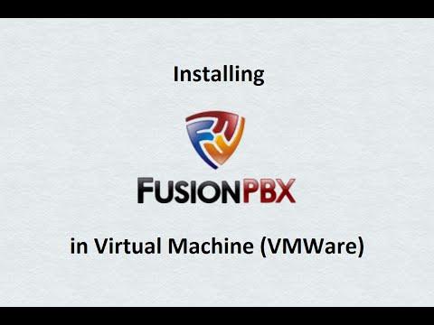 FusionPBX 4 installation tutorial